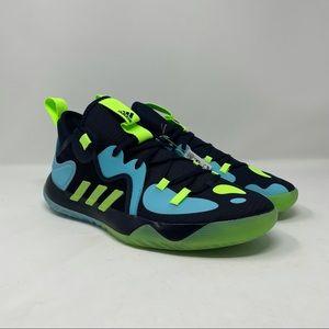 New Adidas Harden Stepback 2.0 Basketball Shoe Black GZ2954